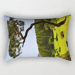 Bansai Tree Rectangular Pillow