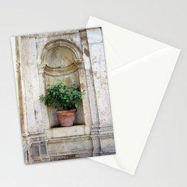 Urn with Lemon Tree Stationery Cards