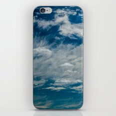 SIMPLY CLOUDS iPhone & iPod Skin