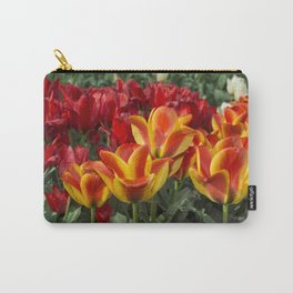 Tulip Vibrance Carry-All Pouch