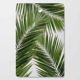 Palm Leaf III Cutting Board