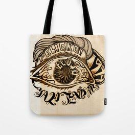 El Ojo Tote Bag