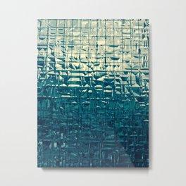Waterglass Photography Metal Print