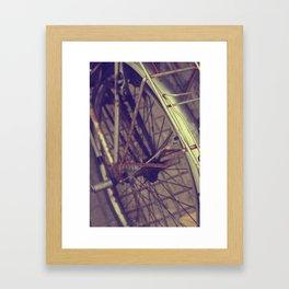 Paseo ( walk ) Framed Art Print