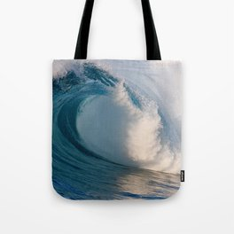 Wedge Waves 2012 Tote Bag