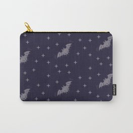 Bats Pattern Carry-All Pouch