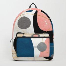 Mid Century Pebbles Backpack