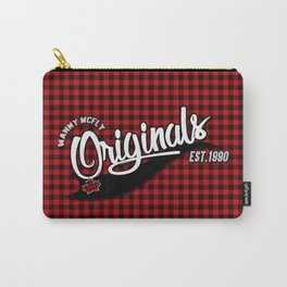 Manny McFly Originals Carry-All Pouch