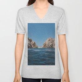 Lovers Beach Unisex V-Neck