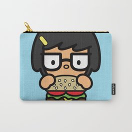 Hello Tina Carry-All Pouch