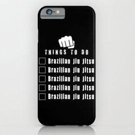 Funny Mixed Martial Arts Martial Artists MMA Gift iPhone Case