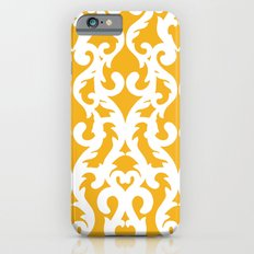 Modern Baroque Yellow iPhone 6s Slim Case