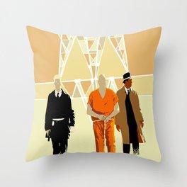Se7en Throw Pillow