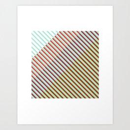 014 - Traffic Art Print