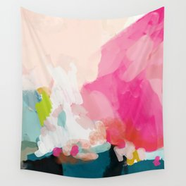 pink sky Wandbehang