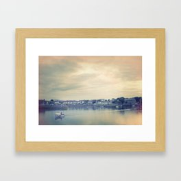 Afternoon in Galway Bay Framed Art Print