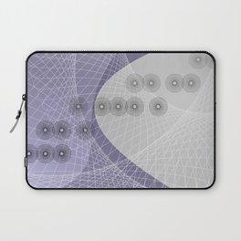 Purple Skyfall Laptop Sleeve