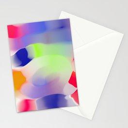 tubular blobs Stationery Cards