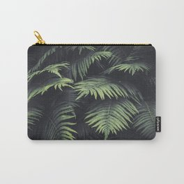 Beautiful Ferns Carry-All Pouch
