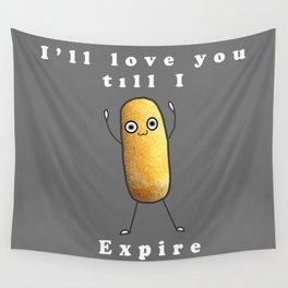 Twinkie Love Wall Tapestry