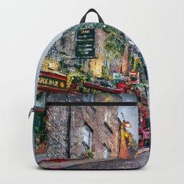 Dublin art #dublin Backpack