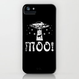 Cow Farm Gift iPhone Case