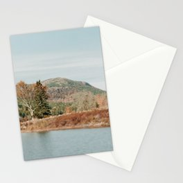 A Weekend in Autumn Stationery Cards