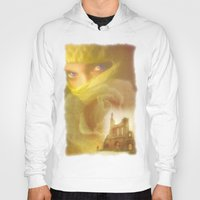 romantic Hoodies featuring Romantic by Miguel Angel Carroza