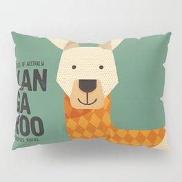 Hello Kangaroo Pillow Sham