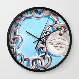 Tiffany & Co. Wall Clock