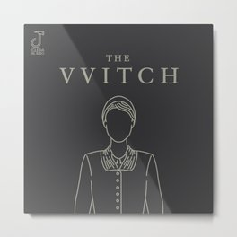 The Witch - Movie Metal Print