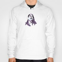 snl Hoodies featuring Bill Hader by deathtowitches