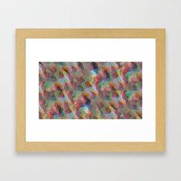 sleepcolor Framed Art Print