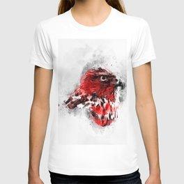 Water Colors Robin T-shirt