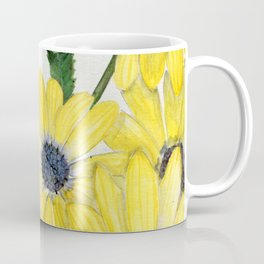 Strangely Sunny Coffee Mug
