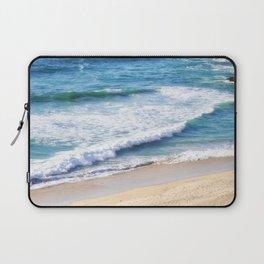 CALIFORNIA COAST - PACIFIC OCEAN BLUE Laptop Sleeve