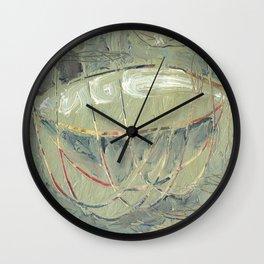 Vessel 46 Wall Clock