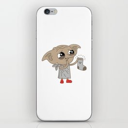 Free Elf iPhone Skin