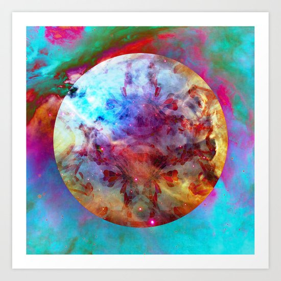 Memento #2 - Soul Space Art Print