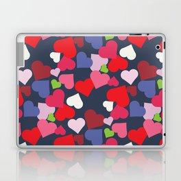 queen of hearts I Laptop & iPad Skin