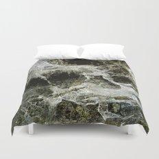 Marbled Duvet Cover