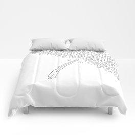 Dropout Comforters