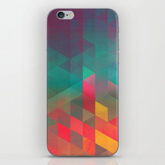 byych fyre iPhone & iPod Skin