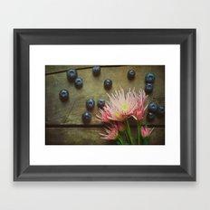 Rustic Spring Framed Art Print