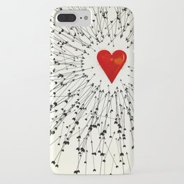 Heart&Arrows iPhone Case
