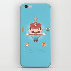 Super Mario iPhone & iPod Skin
