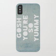 Gosh (Yummy) Slim Case iPhone X