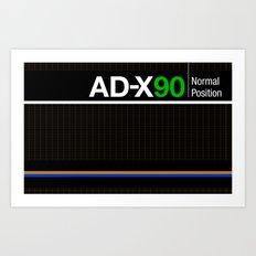 ADX90 Art Print