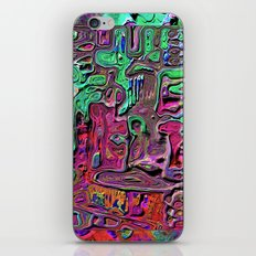 Goofing Off iPhone & iPod Skin