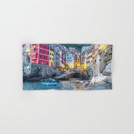Cinque Terre, Italy Hand & Bath Towel